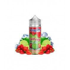 Strawberry Lime Ice 100ml - Kingston E-liquids