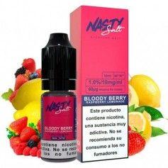 Salt Bloody Berry 10 ML - Nasty Juice