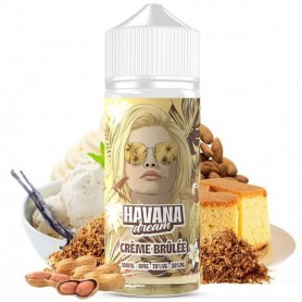 Creme Brulee 100ml - Havana Dream