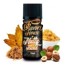 Aroma Nutty Blend 10ml - Flavors House by E-liquid France