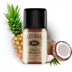 Aroma Cocco e Ananas 10ml - Dreamods