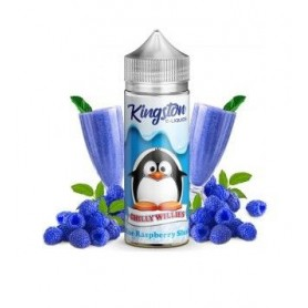 Blue Raspberry Slush 100ml - Kingston E-liquid