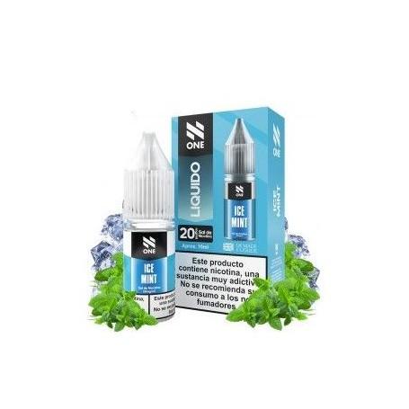 Ice Mint NicSalts 10ml - N-One