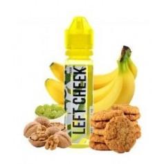 Left Cheek - Banana Butt