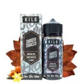 Smooth Tobacco 100ml - Kilo V2