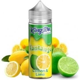 Lemon Lime 100ml - Kingston E-liquids