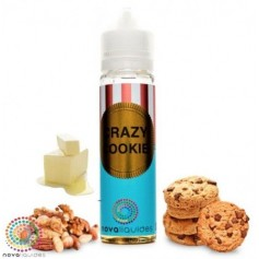 Nova Liquides - Crazy Cookie (Vape Shakes)