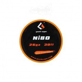 Ni80 26ga - Geekvape