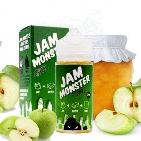 Apple - Jam Monster