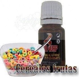 Aroma Cereales de frutas - Oil4Vap