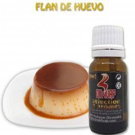nacho Aroma Flan de Huevo 10 ML - Oil4vap
