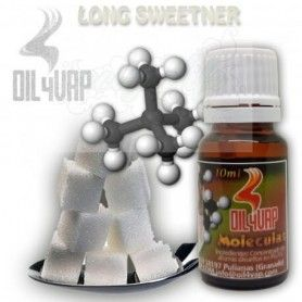 Molécula Long Sweetener - Oil4vap