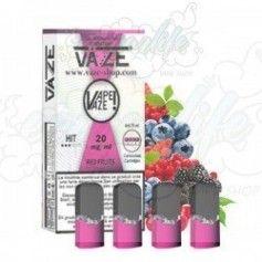Toni Pod Red Fruits 20mg/ml (4pcs) - Vaze