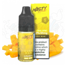 Salt Cush Man 10 ML - Nasty Juice