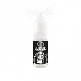 Nico Salt - Eliquid France