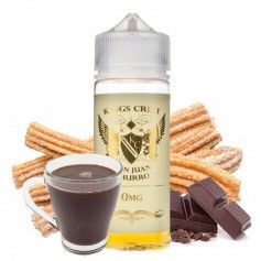 nacho Don Juan Churro 100ML - Kings Crest