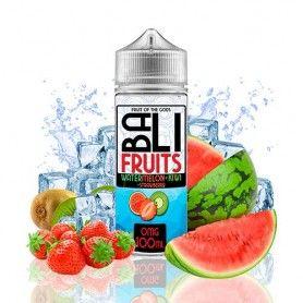 Watermelon+Kiwi+Strawberry Ice 100ML - Bali Fruits