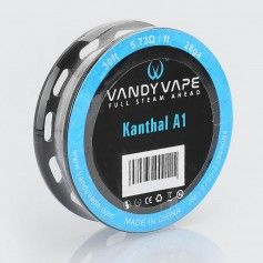 Kanthal A1 28ga 30ft - Vandy Vape