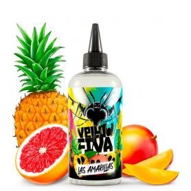 Las Amarillas Yellow Fiva 200ml - Joe´s Juice