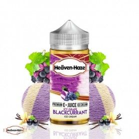 Icy Grape Blackcurrant 100ML – Heaven Haze