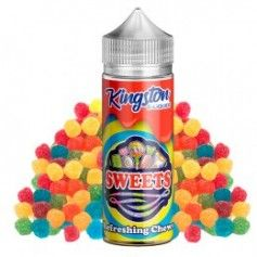 Refreshing Chews 100ml - Kingston E-liquids