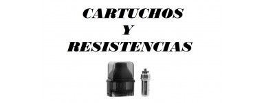 CARTUCHOS Y RESISTENCIAS